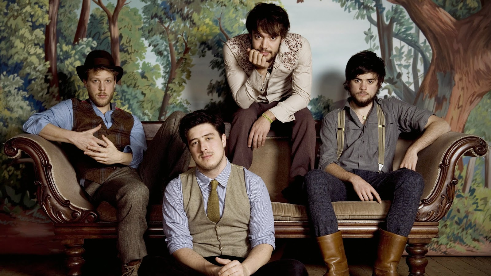 mumford and sons song titles