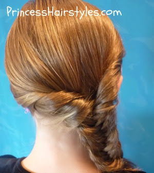 twisted fishbone braid
