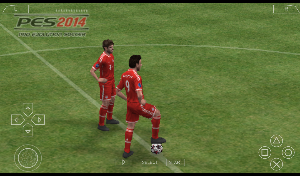 Download PES 2014 for Android Apk + Data