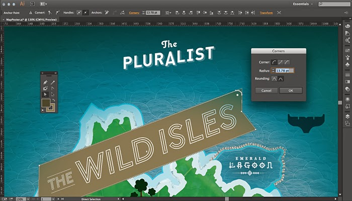 Adobe Illustrator CC 17.1.0