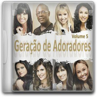 Geração de Adoradores - Vol. 05 2011