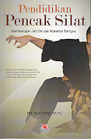 toko buku rahma: buku PENDIDIKAN PENCAK SILAT, pengarang mulyana, penerbit rosda