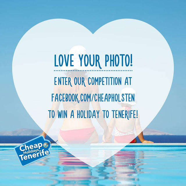 Win a dream holiday in Tenerife from Cheap Holidays Tenerife