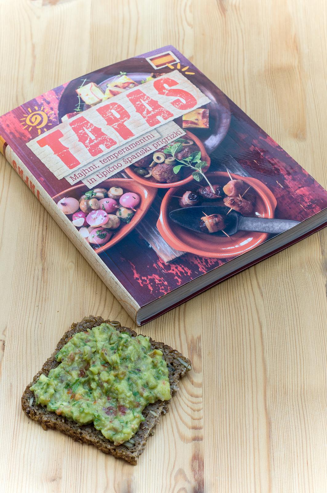 Lidl Tapas recipe book top