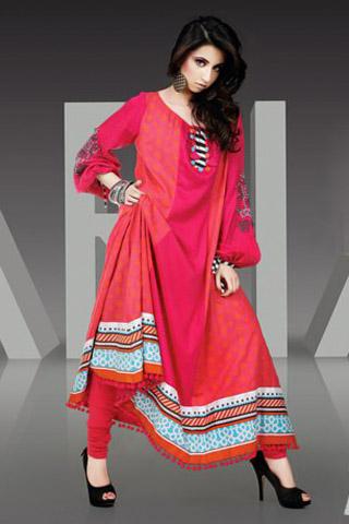 Semi Formal Pakistani Dresses Fashionzu