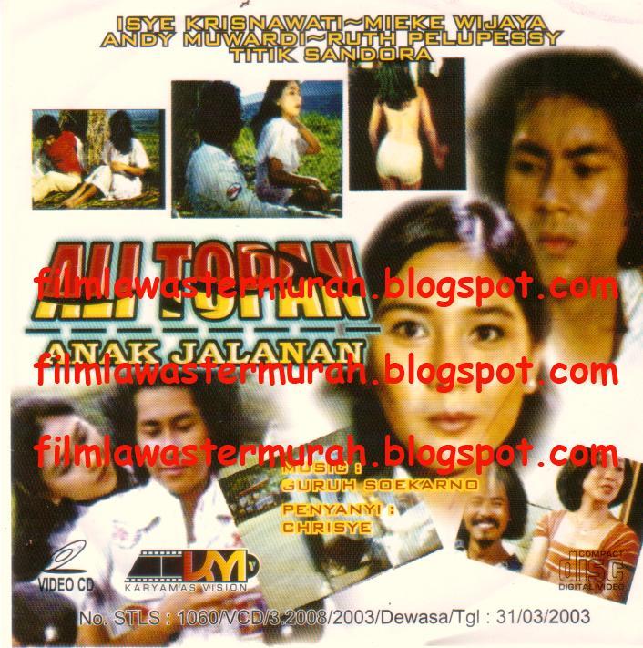 Ali Topan Anak Jalanan - Film lawas termurah