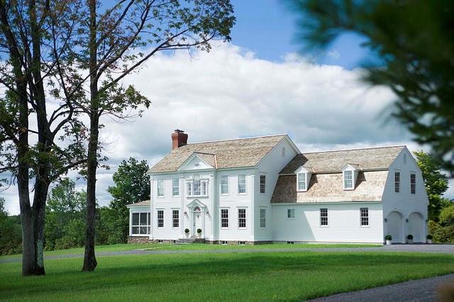 colonial farmhouse interior heaven