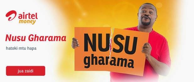 Nusu Gharama