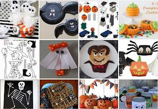 Ideas para Halloween Postreadiccin: Cursos de