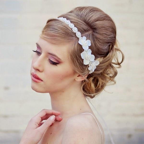 Tendencias Peinados De Novia - Recogidos y Peinados de novia Ella Hoy