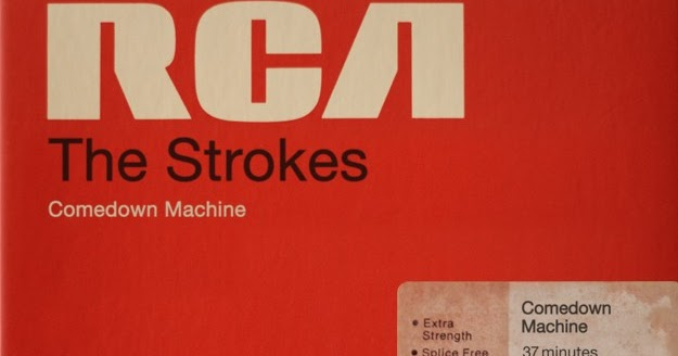 the strokes comedown machine songs