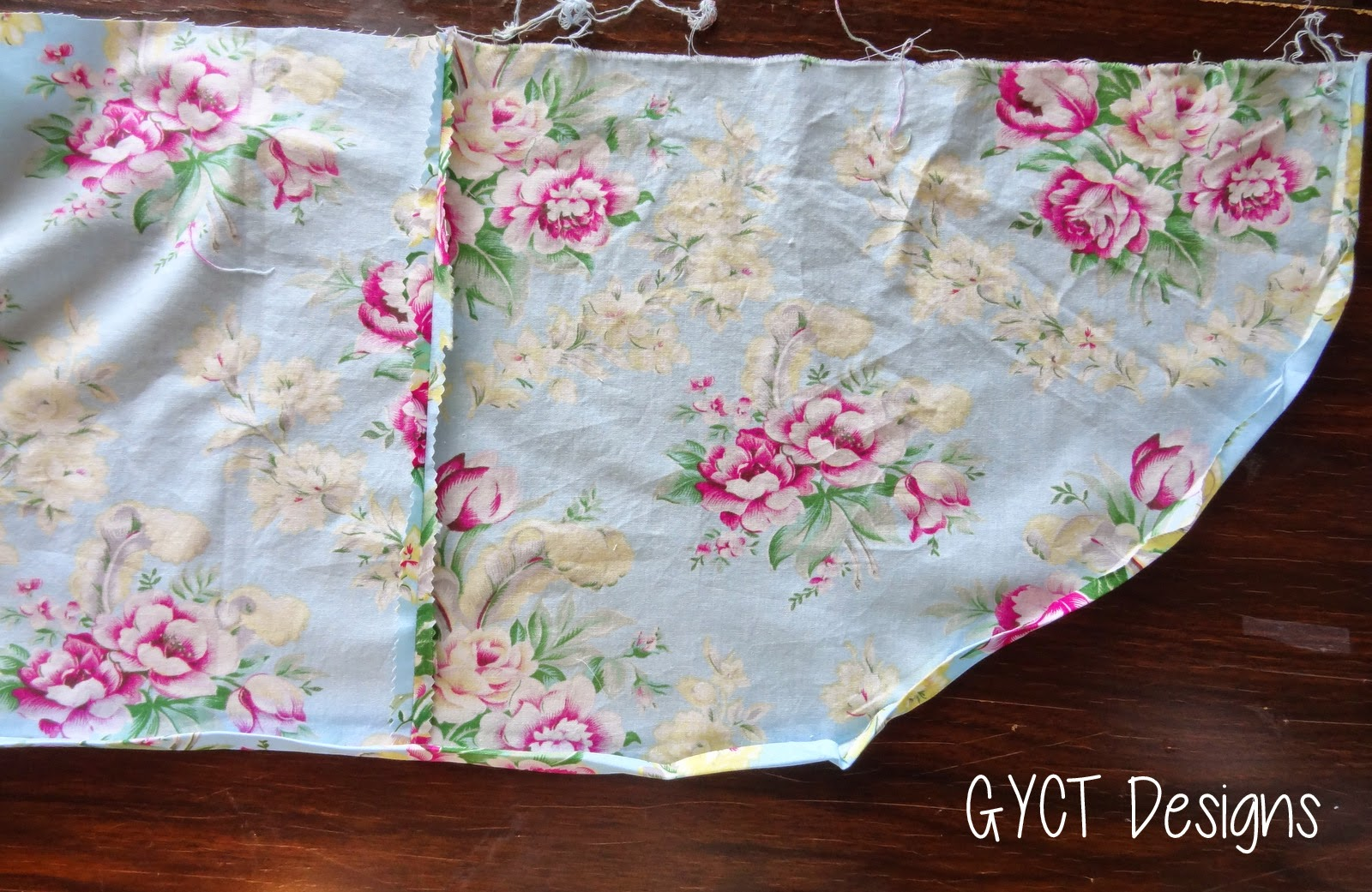 Holly & Ivy Crossover Skirt and Ruffle Petticoat Tutorial