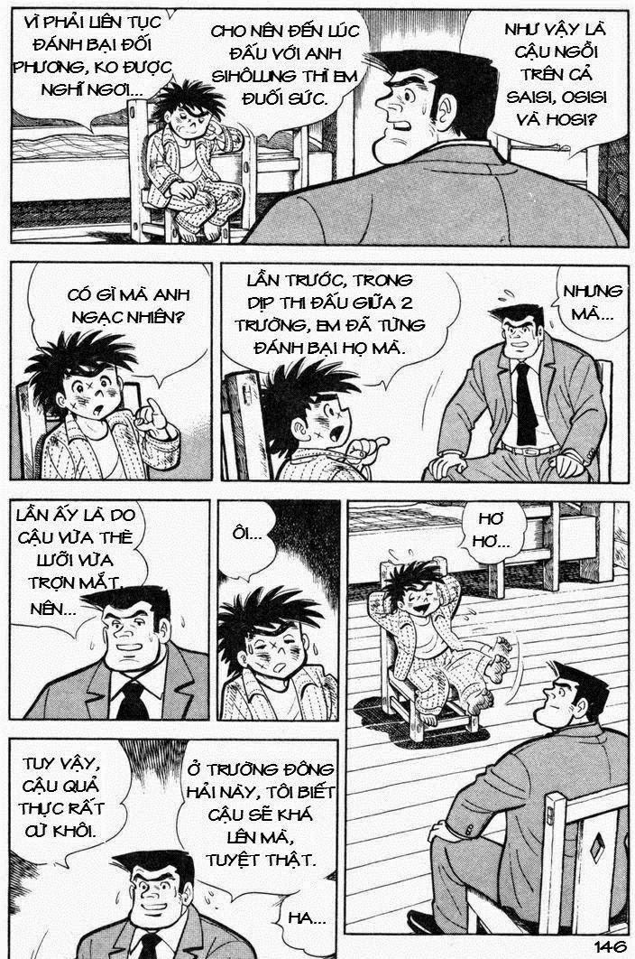 Siêu quậy Teppi chap 96 - Trang 11