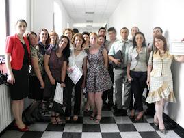 Participanţii la reunirea de 10 ani, 24.VI.2011...