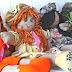 Projeto transforma fardas antigas da PM em bonecas e outros objetos artesanais
