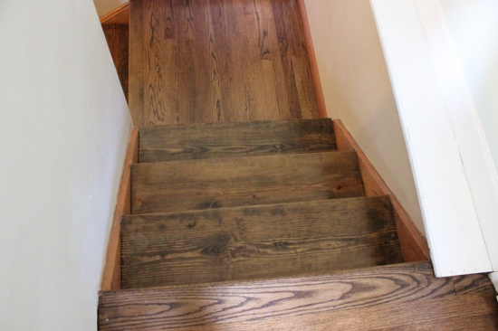 Minwax Special Walnut On White Oak Best Floor Stains The