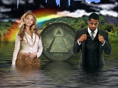 Beyonce And Jay Z Illuminati Jay-z and beyonce,