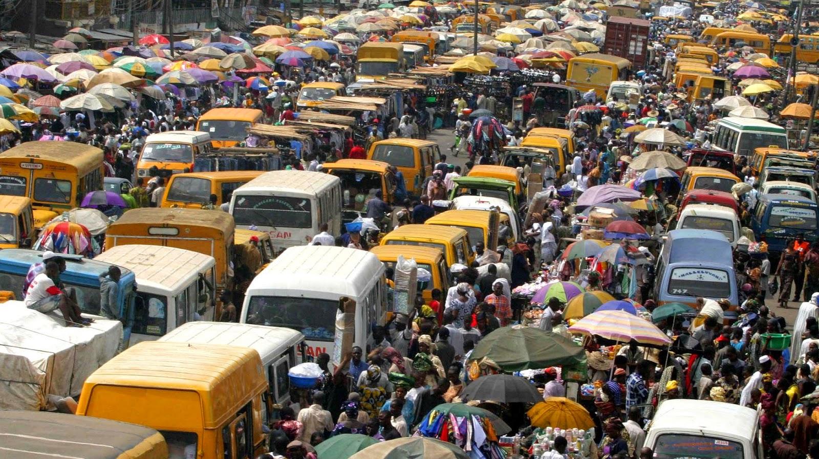 traffic jam in lagos state nigeria The secretariat, obafemi awolowo way, ikeja, lagos state, nigeria email:info@lagosstategovng.