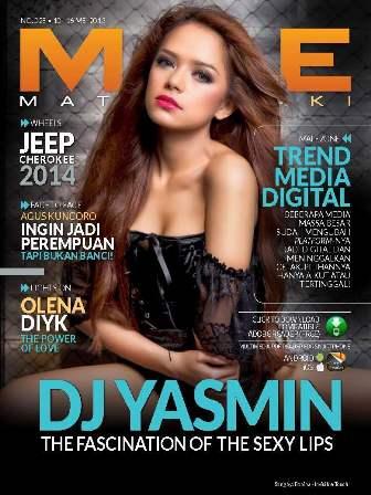 Download MALE Edisi 028 - DJ Yasmin