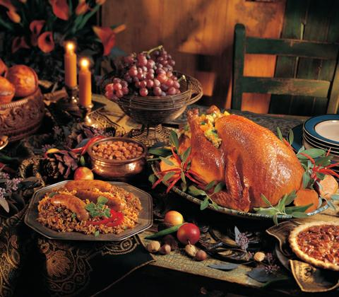 Lake arrowhead homes for sale so much more for Traditional southern thanksgiving dinner menu