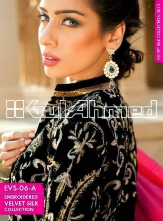Gul-Ahmed Long Coats Fashion