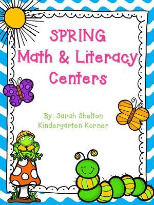 http://www.teacherspayteachers.com/Product/Spring-Literacy-and-Math-Centers-1189920