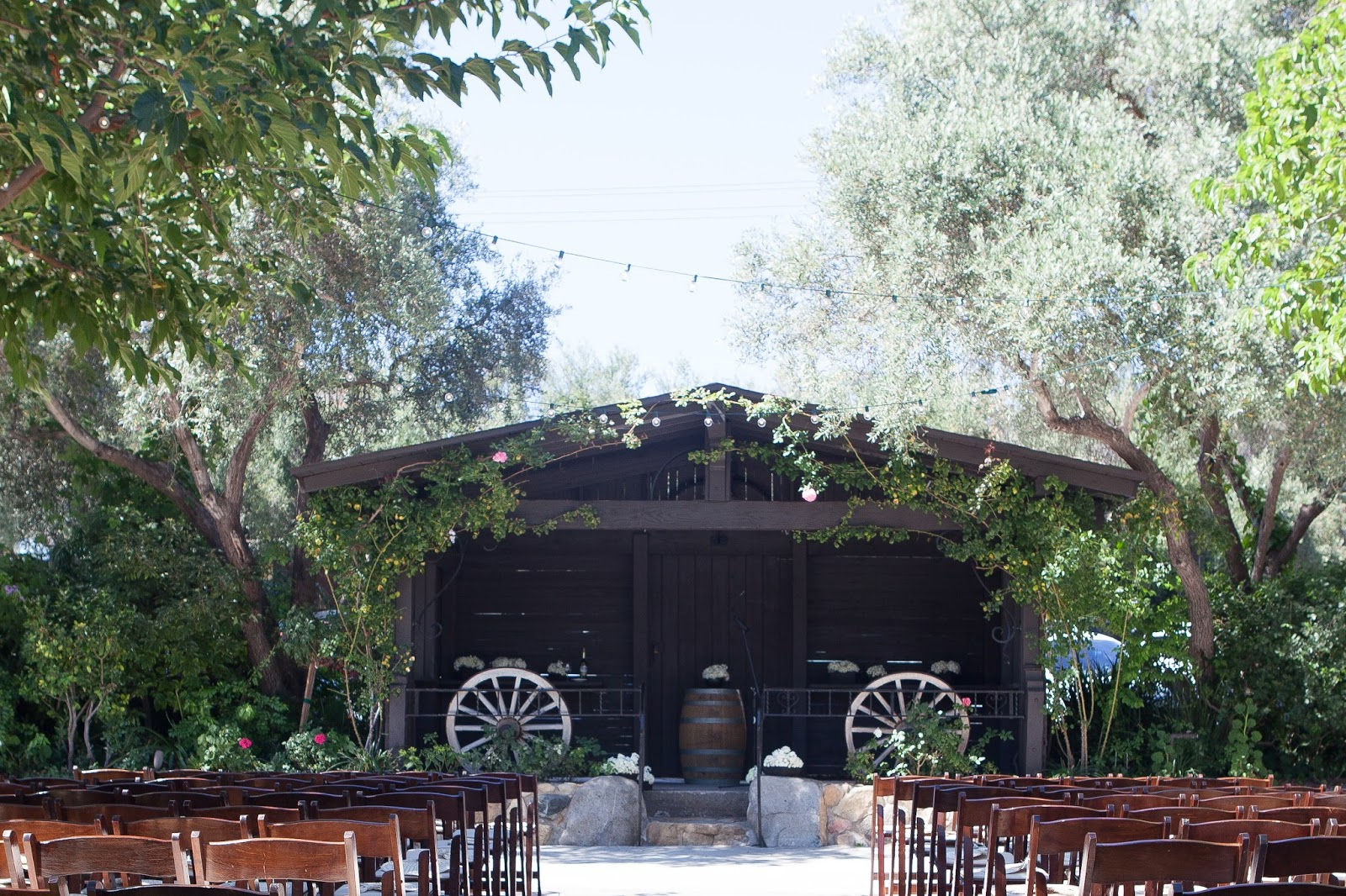 Chelsey And Brady Rancho Bernardo Winery Wedding