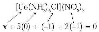 Menentukan Bilangan Oksidasi