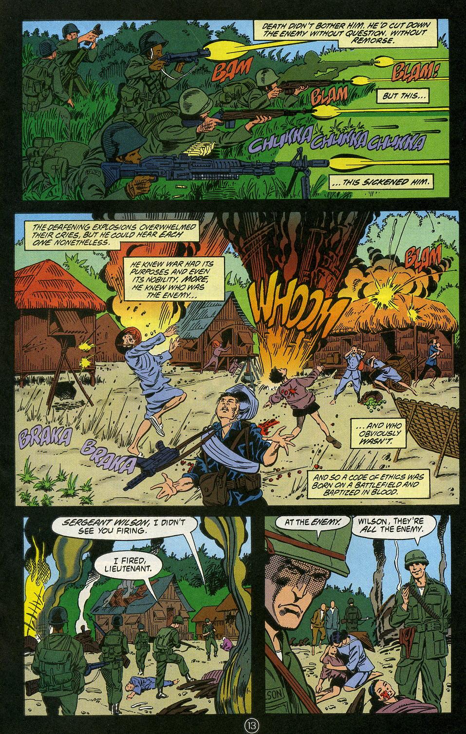 Deathstroke (1991) Issue #5 #10 - English 17