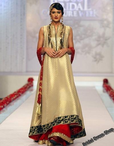 Deepak Perwani Bridal Couture Week 2011 Style 360 Online Dress Pakistani Bridal Marriage