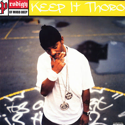 Prodigy Of Mobb Deep – Keep It Thoro (VLS) (2000) (320 kbps)