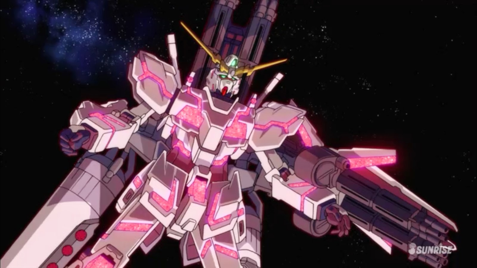 Mobile Suit Unicorn Gundam Episode 7 Screenshots [SPOILER ...