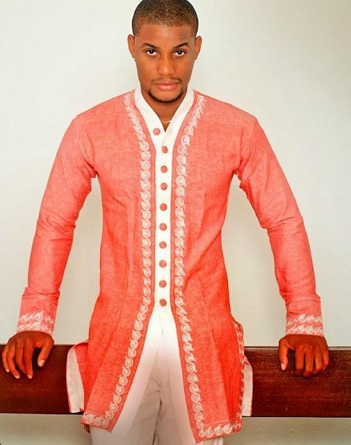 Nigeria Fashion For Men Nice Colour Combinations