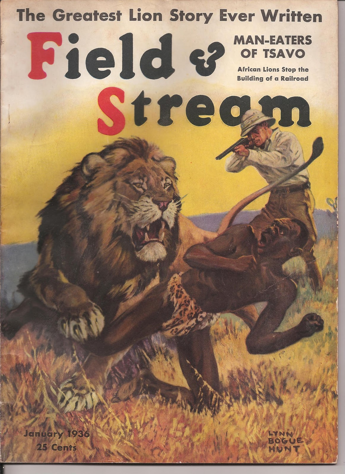 Vintage Hunting Magazines 54