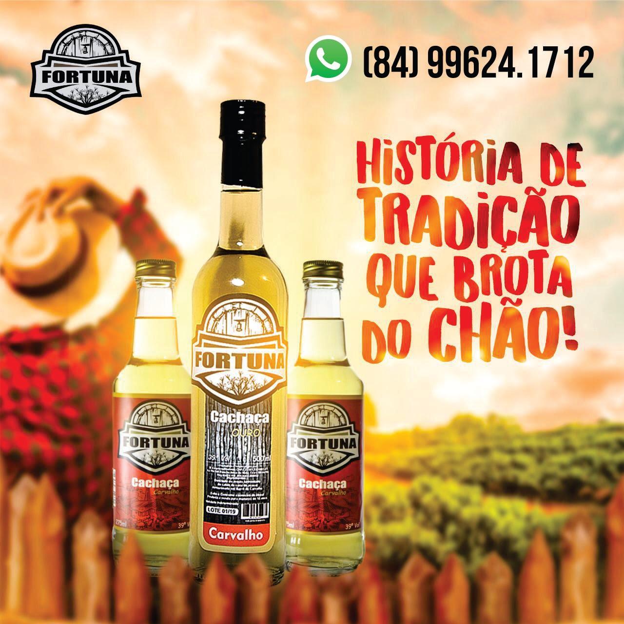CACHAÇA FORTUNA