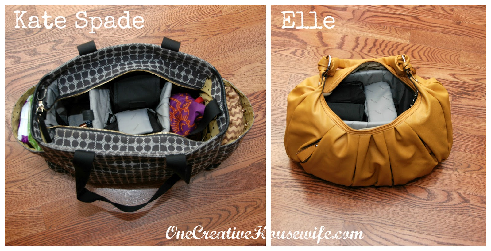 One Creative Housewife: DIY Camera Bag