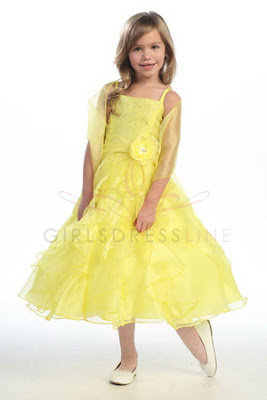 Jeweled+Bodice+Ruffle+Layered+Flower+Girl+Dress