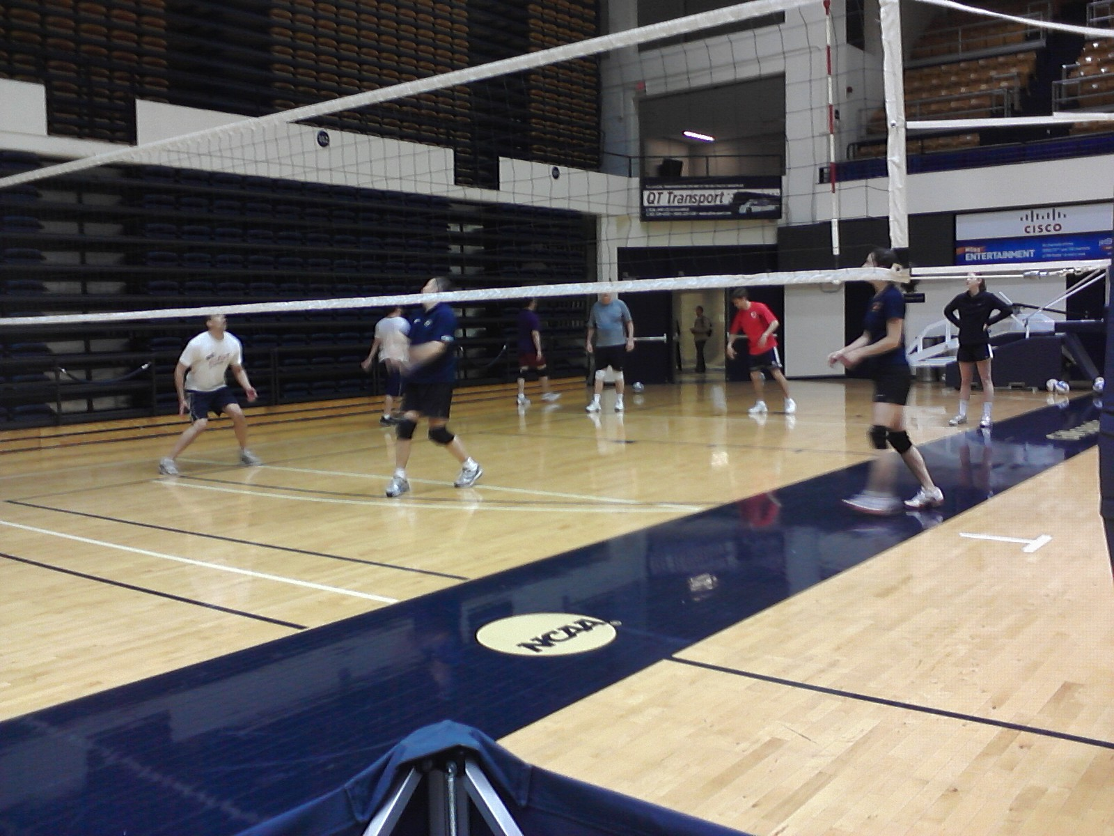 Adult Volleyball Camps