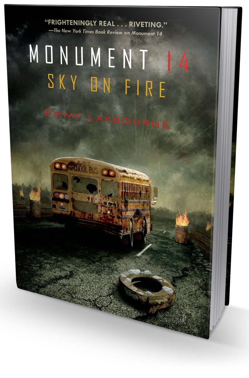 sky on fire book review