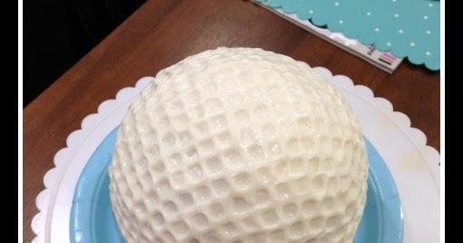how to make a golf ball