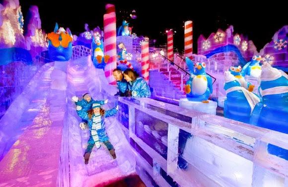 ICE! at Gaylord Palms Orlando Natal