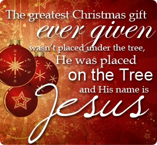 Merry Christmas to our friends and family! May you experience God's ...