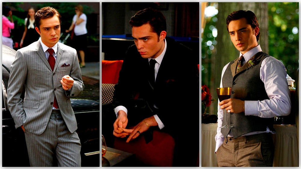 Chuck Bass Collage Tumblr Images  Popsugar