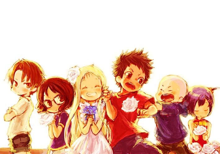 Animes Con niños enamorados - Imagui