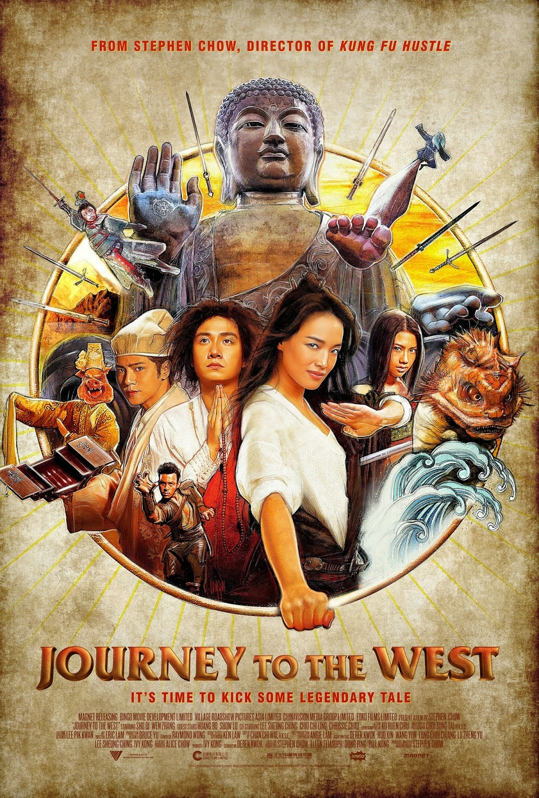 Journey to the West 2014 Full Movie Online Free