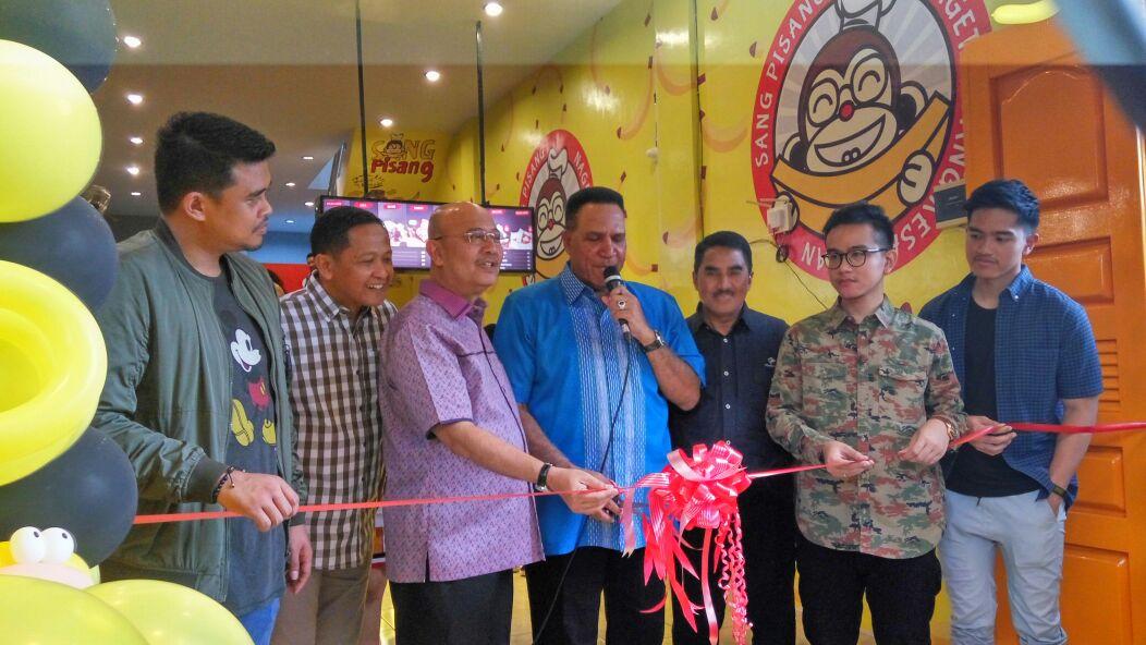 Kedai Rakyat, Putra dan Menantu Jokowi Kompak Bisnis Kuliner di Medan