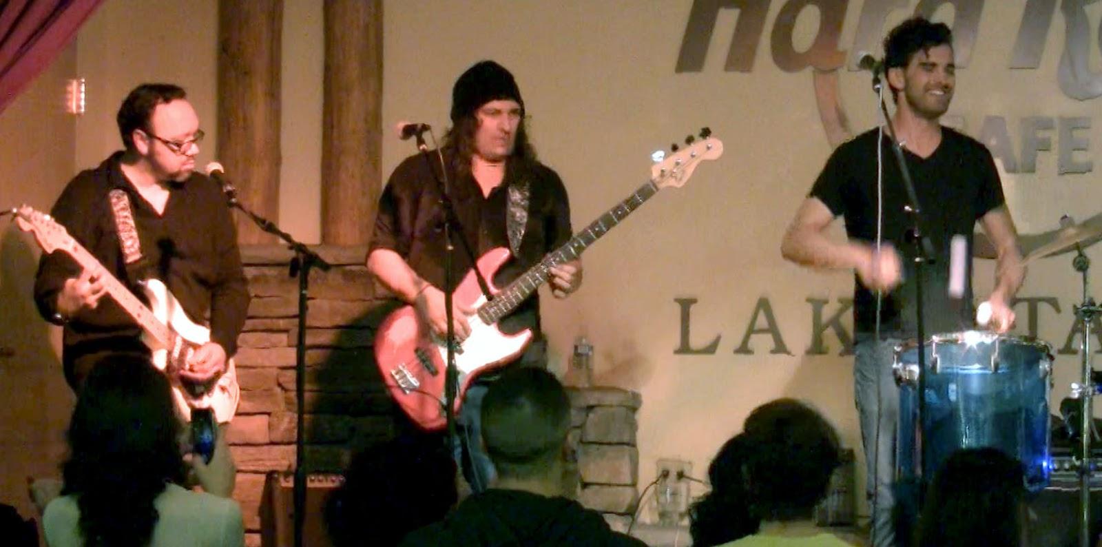 Hard Rock Cafe Denver Battle Of The Bands