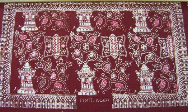 Various Type of Batik Indonesia - Gudi-SmaZinees