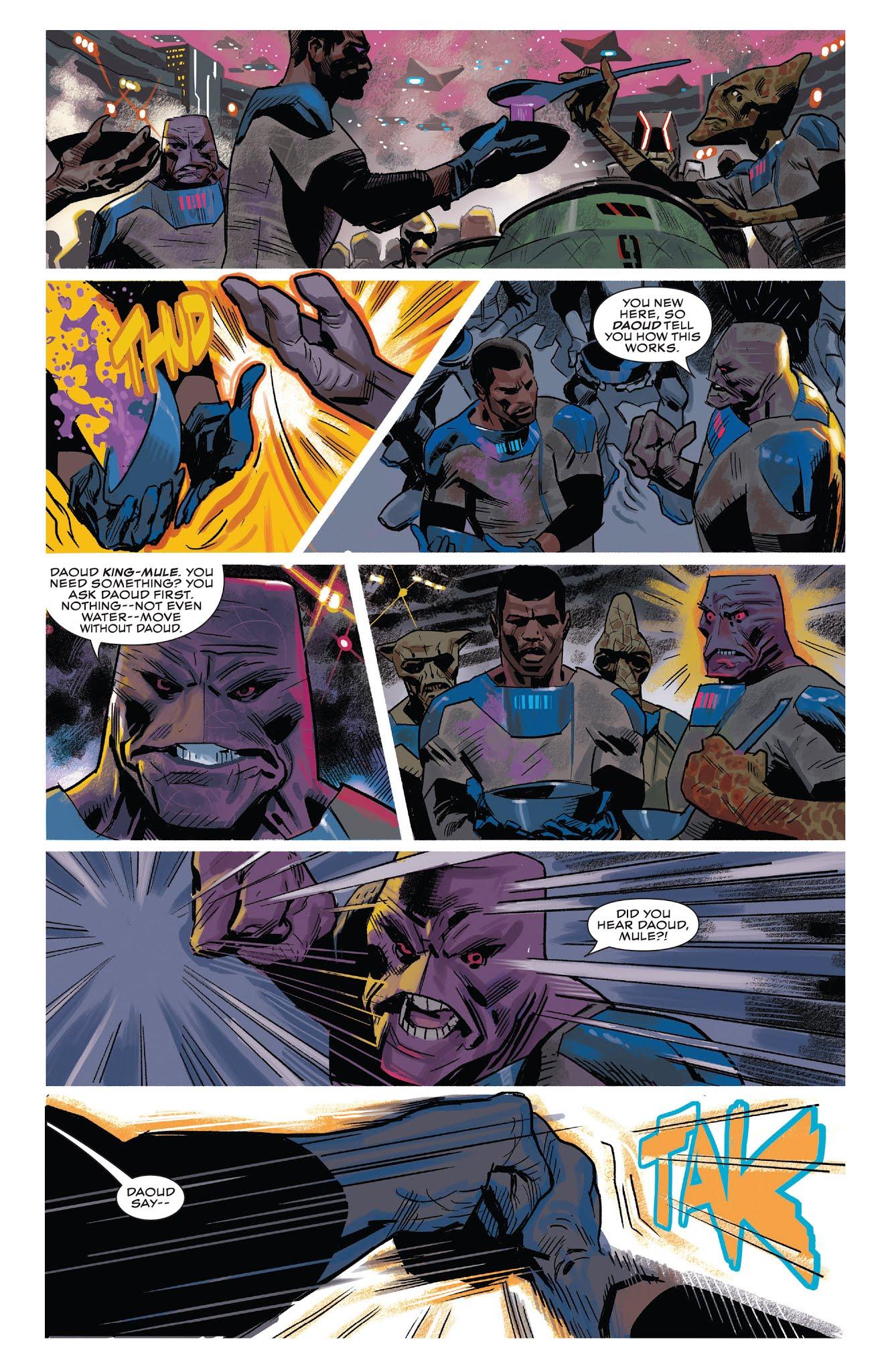 Black Panther (2018) #1 #18 - English 20