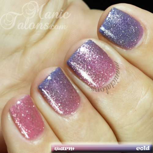 Madam Glam Chameleon Dancing In The Moonlight Swatch